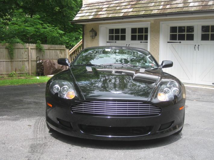 Aston Martin DB9 Volante LHD 2006