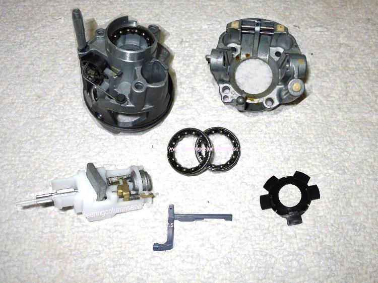 Steering Column Parts, Replacement,  How to Instructions