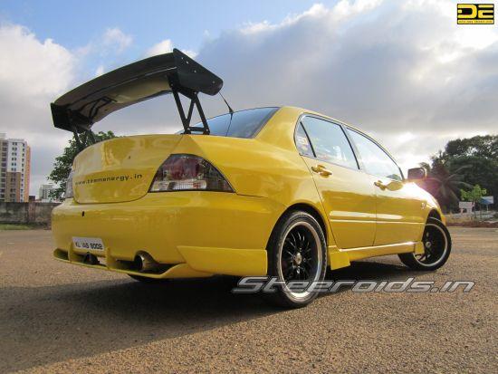 Mitsubishi Cedia Sports Modified