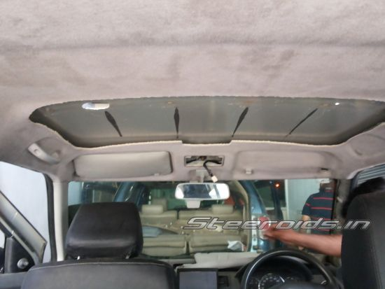 how to get a sunroof installed