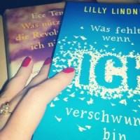 Lesetagebuch #2 - Verliebt in Lilly Lindner