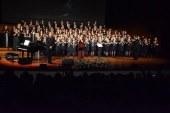 Ο Στέφανος Κορκολής και η Πολυφωνική Χορωδία, ενθουσίασαν το κοινό της Πάτρας