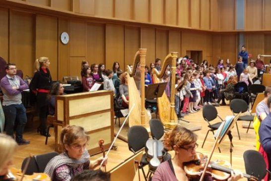 Η Παιδική Χορωδία Ωδείου Kodály συμμετέχει στον «Καρυοθραύστη» με την ΚΟΑ στο ΜΜΑ