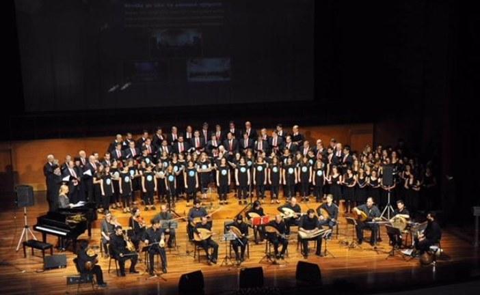 Μεγαλειώδης Συναυλία στο Κατάμεστο Συνεδριακό