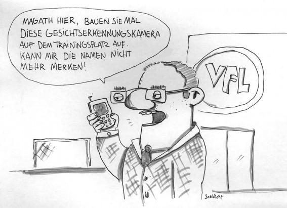 Felix Magath und seine verrückten Transfers beim VFL Wolfsburg