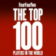 FourFourTwo's Top 100 Players in the World
