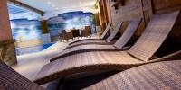 Wellness-Hotel, nah am Chiemsee-Schwimmbad und Whirlpool