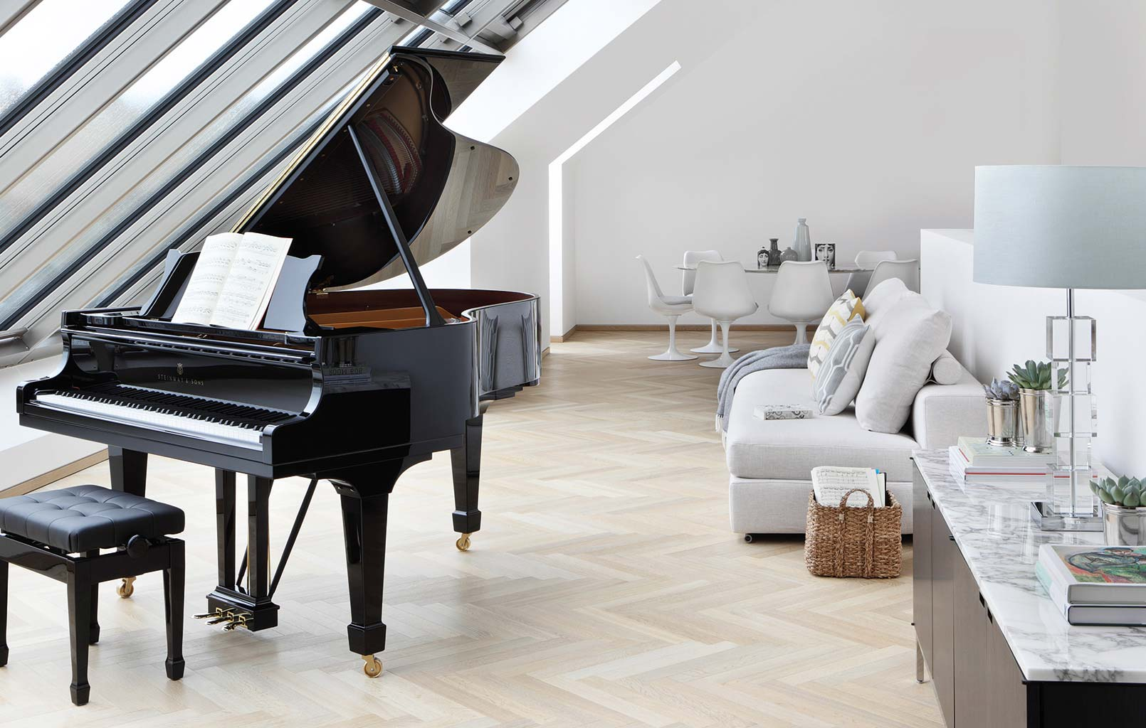As Royal Decor 3d Wallpaper Pianos Steinway Amp Sons