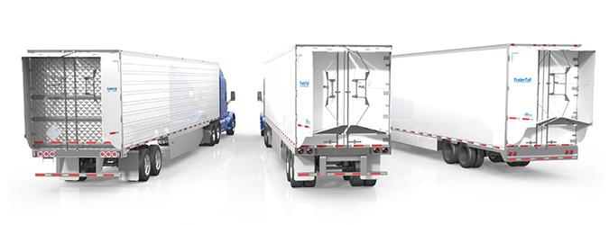 Semi Truck TrailerTail® Fuel Savings Technology STEMCO