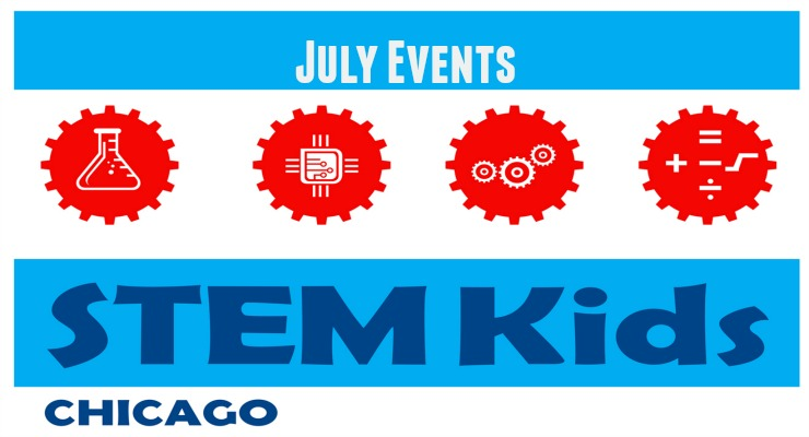 Beat the Summer Heat with a Great STEM Experience