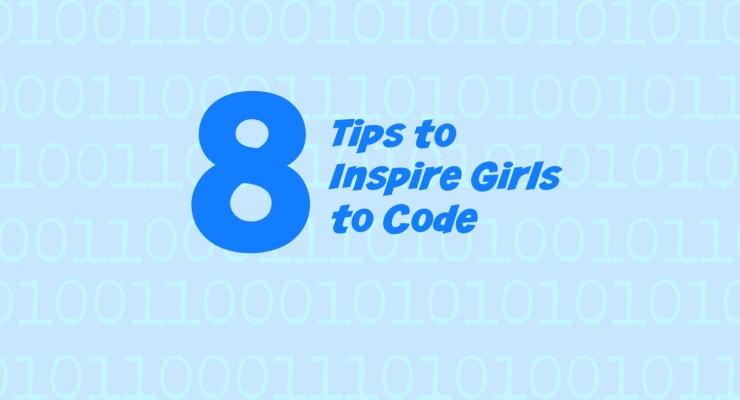 Inspire Girls to Code During Computer Science Education Week (and Beyond!)