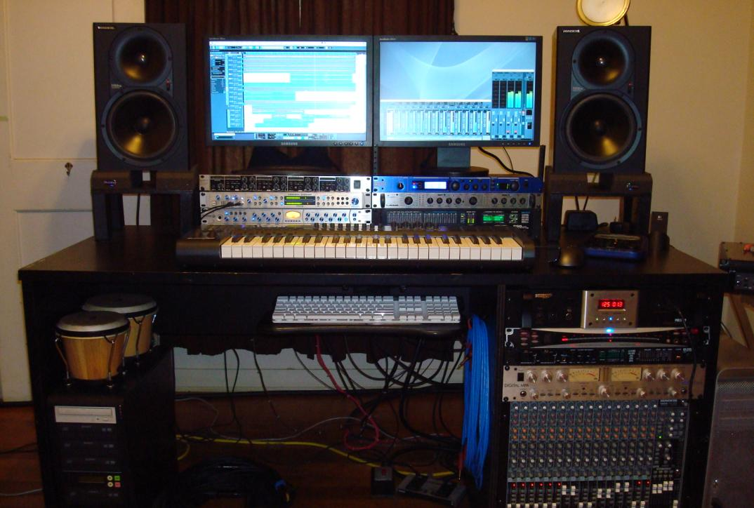 How To Produce Music With A Digital Audio Workstation