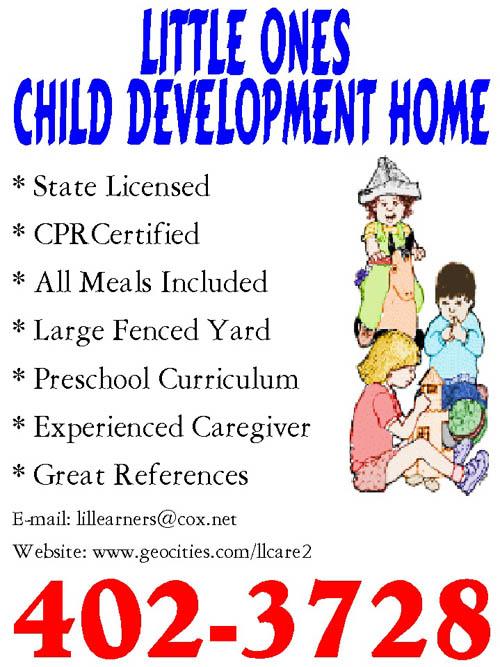 Child Care Flyer Templates. 10 beautiful child care brochure ...