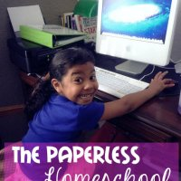 The Paperless Homeschool