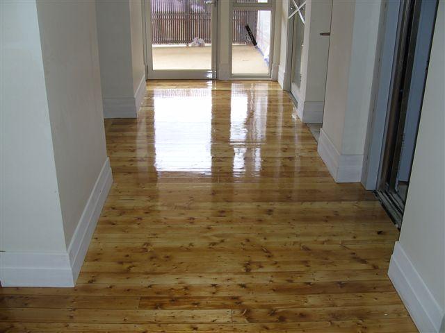 Wood Floor Varnishing Staining Step Flooring Ltd