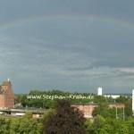 Vollständiger Regenbogen