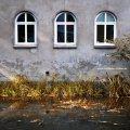 Drei Fenster zum Fluß