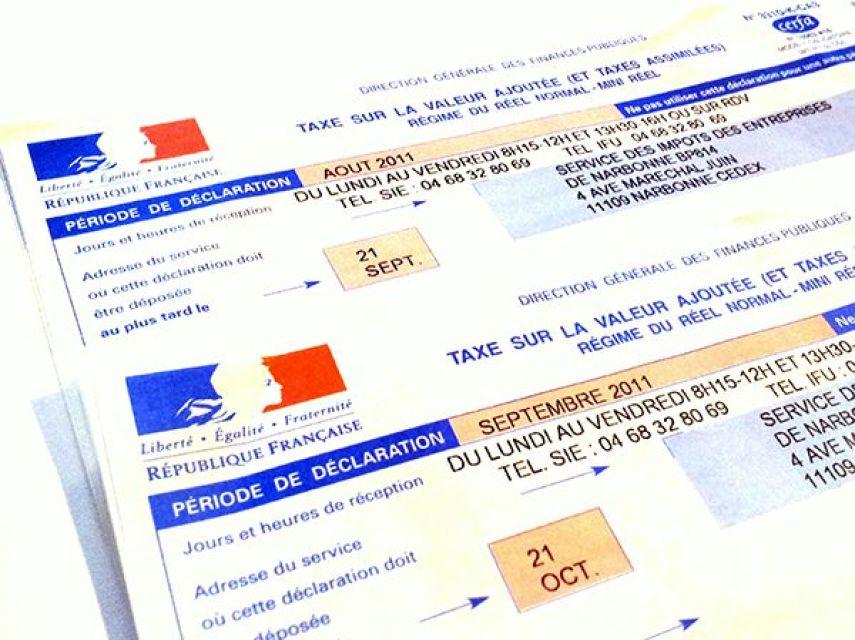 B timent taux r duit de tva nouveaux formulaires temps - Attestation tva taux reduit ...