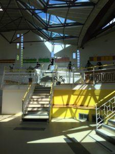 Le collège Christine-de-Pisan à Aulnay-sous-Bois sera entièrement reconstruit et rouvert dès la rentrée 2018