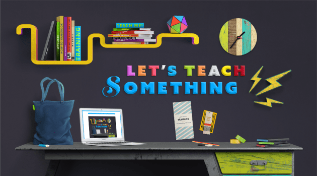 Stephanie Capps Dyke | Let's teach something!