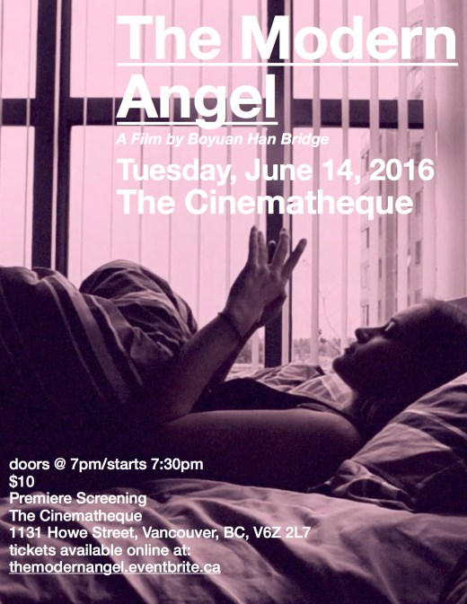 The Modern Angel (poster)