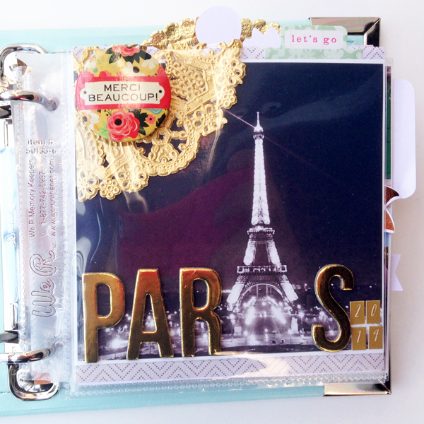 Stephanie Howell Paris #MiniAlbum