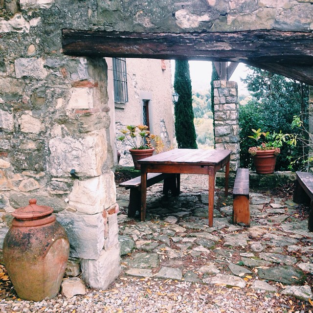 #Tuscany // via Stephanie Howell