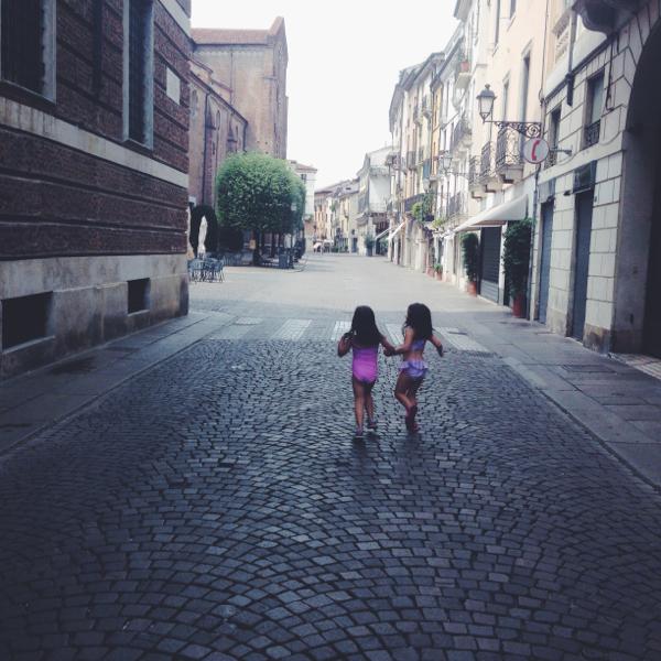 Vicenza, Italy // via Stephanie Howell #vicenza # italy