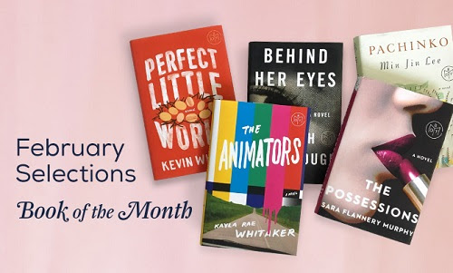 BOTM February // via stephanie howell