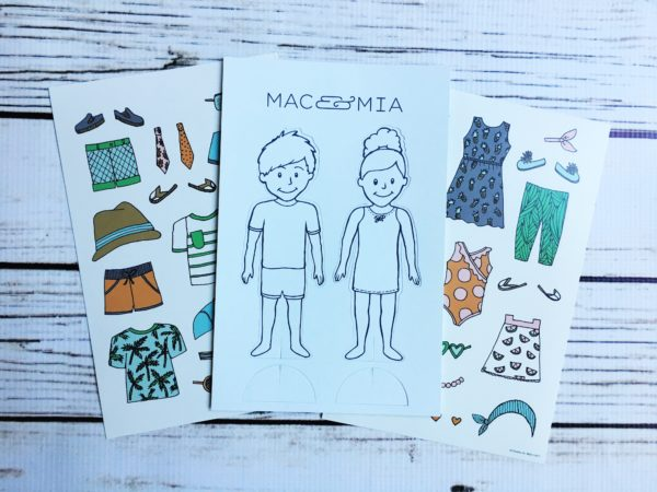 Mac and Mia Review // via Stephanie Howell #subscriptionreview