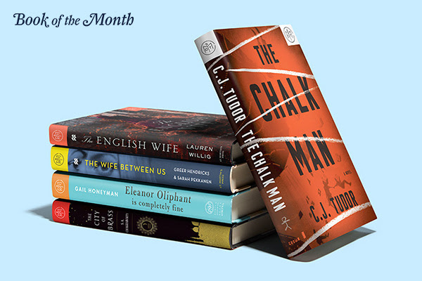 December #BookoftheMonth // via Stephanie Howell