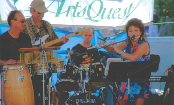 """RIO"" performing at Arts Quest in Destin, Florida"