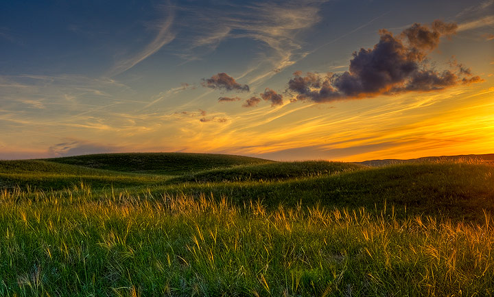 Samsung Galaxy S7 Edge Fall Wallpaper Prairie Sunset Sand Hills Nebraska Fine Landscape And