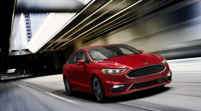The Ford Fusion Drive Movie