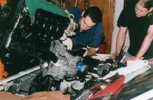 187 Engine Swap