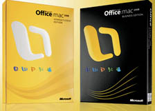 Office for Mac 2 flavors