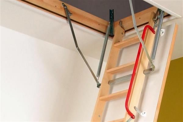 Loft Ladder Hinges Images
