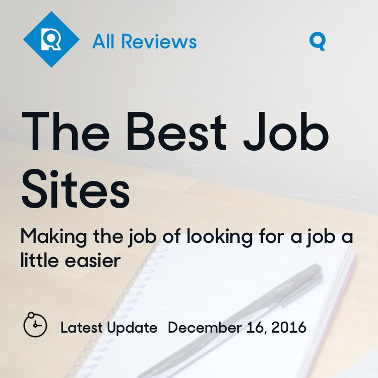 Which job sites should I use? - Sterling Career Concepts