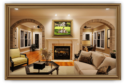 living room portraits. Exceptional portraits displayed in your homes help color all of  tomorrows Imagine waking up the morning and first thing you see is a portrait Art For Your Homes Sterling Portraits
