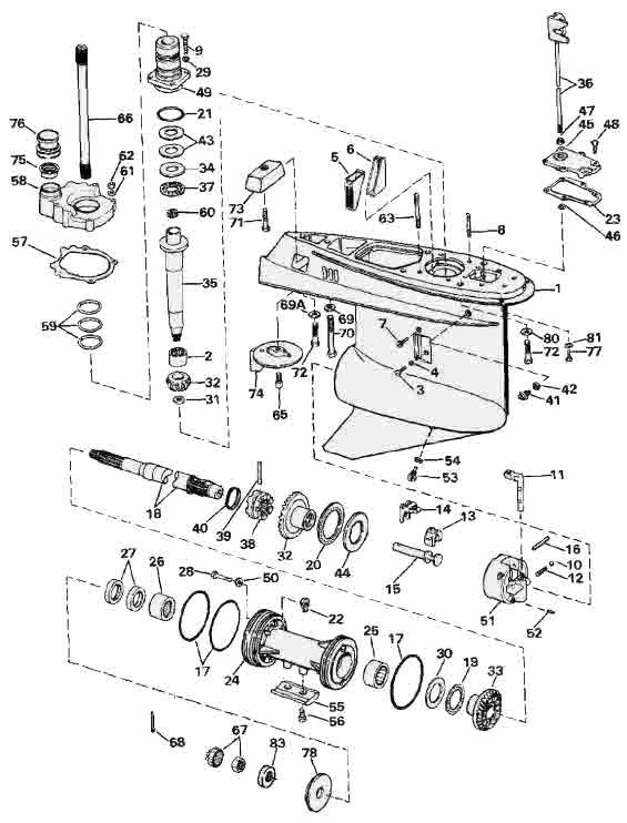 1988 omc cobra wiring diagram
