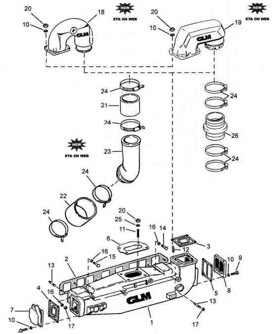 1984 marine gm 3 8 engine diagram
