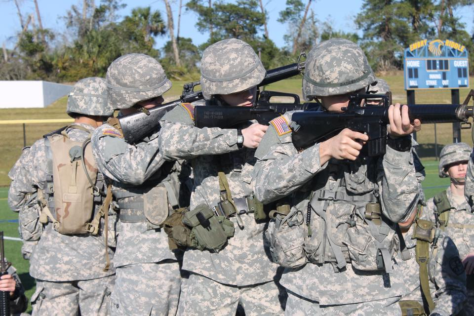 What is Army ROTC?