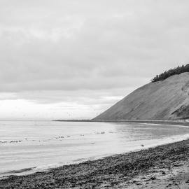 Beach at Ebey's Landing, Whidbey Island, Washington, 2015