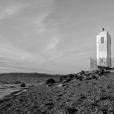 Photography Project: Browns Point Lighthouse Park, Washington, 2015