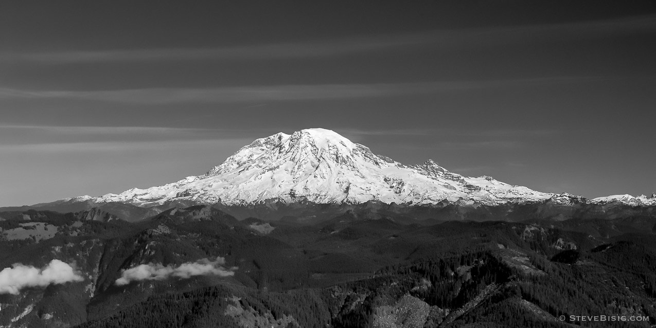Mt Rainier, Washington, 2007