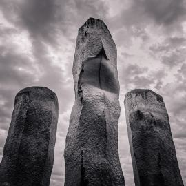 Stone Pillars, Tacoma, Washington, 2014