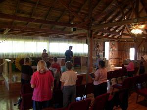 Spiritualist Message Service @ Colby Memorial Temple | Cassadaga | Florida | United States
