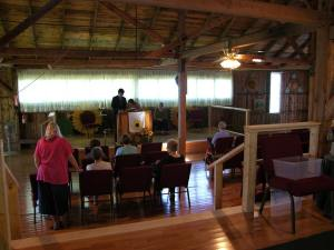 Temple Heights Spiritualist Camp, Maine Sessions