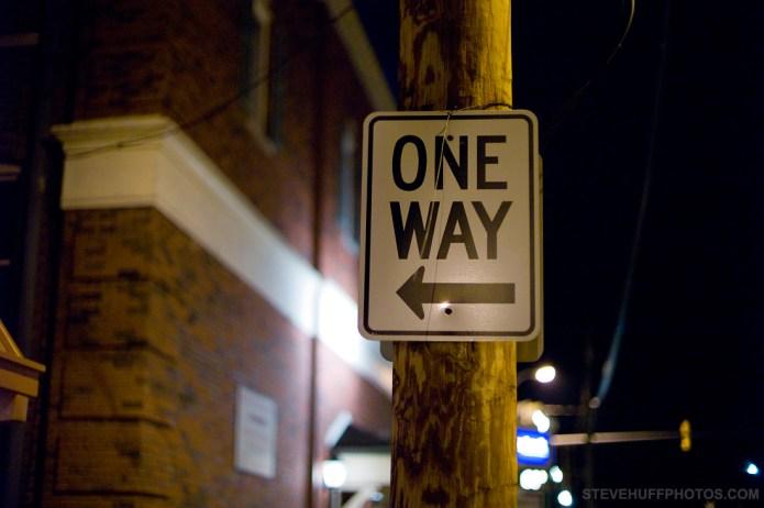 oneways
