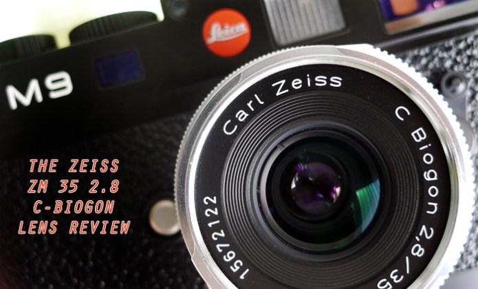 Zeiss 35 Biogon Review